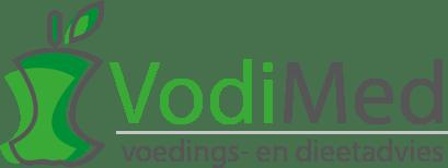 Logo VodiMed Voedings- en dieetadvies